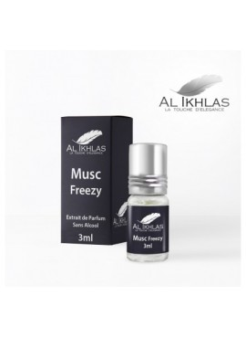 "Musc Freezy 3ml ""Al Ikhlas"""